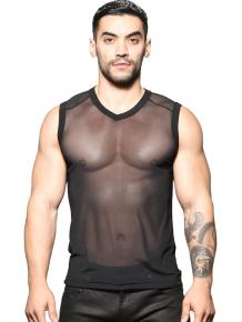 Andrew Christian Sexy Sheer - Sleeveless