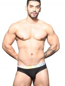 Andrew Christian Almost Naked Cotton Pride Brief