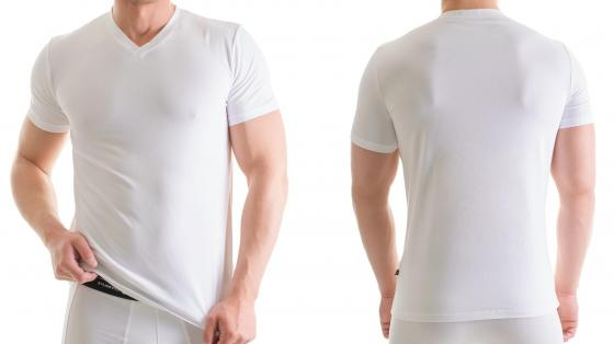 Punto Blanco Basix T-Shirt V-hals