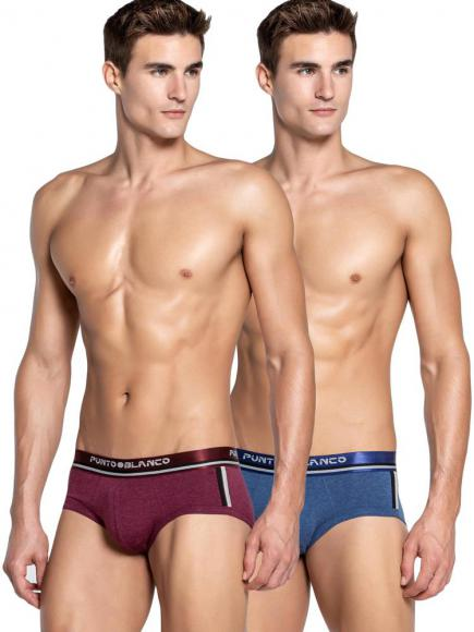 Punto Blanco 2p Mini Briefs - Discovery