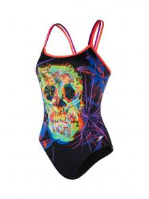 Speedo END Psychedelic Double Crossback