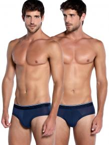 Punto Blanco 2p Mini Briefs - Bamboo
