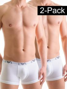 Emporio Armani Stretch Cotton Trunk 2-pack