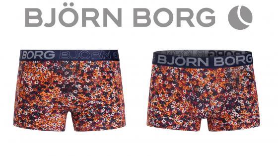 Björn Borg Trunk Classic Flower