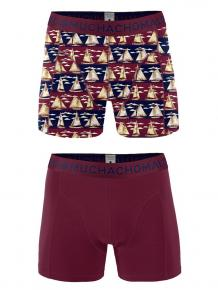 MuchachoMalo 2-pack Shorts (cotton modal)