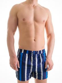 Punto Blanco Navy Stripy Swimshort