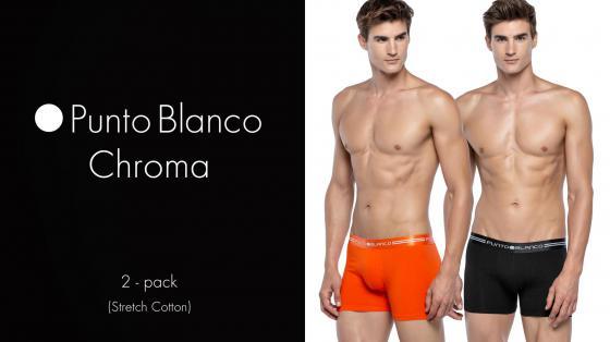 Punto Blanco 2p Boxer Briefs - Chroma