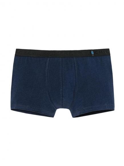 Schiesser 95/5 Shorts Blauw