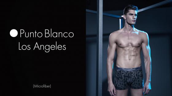 Punto Blanco Boxer Briefs - World Cities LA