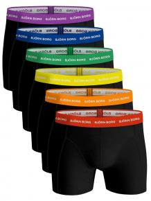 Ess. Cotton Shorts - 6 pack