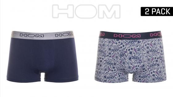 HOM 2p Boxer Briefs - Liberty Flower