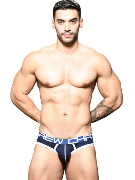 Andrew Christian Show-It Brief Blauw