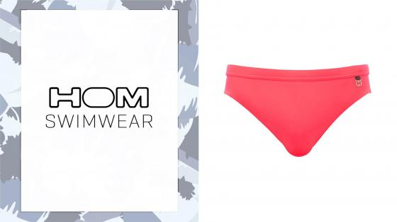 HOM Swim Mini Briefs - Sunlight
