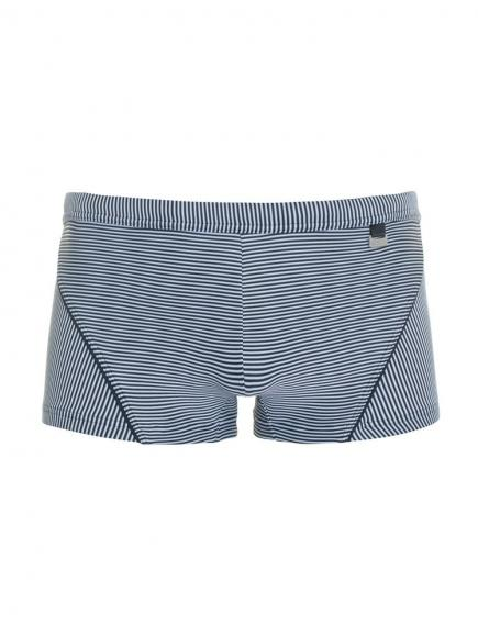 HOM Rhythm swim shorts Wit/Zwart