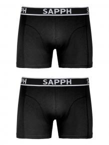 Sapph 2-pack Shorts Microfiber
