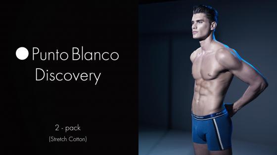 Punto Blanco 2p Boxer Briefs - Discovery