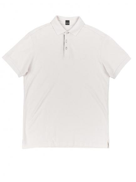 HOM Poloshirt - Louis Wit