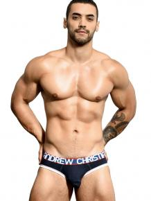 Andrew Christian Almost Naked Cotton Briefs