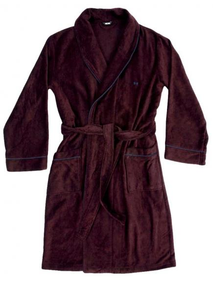 HOM Bathrobe - Botanic Rood