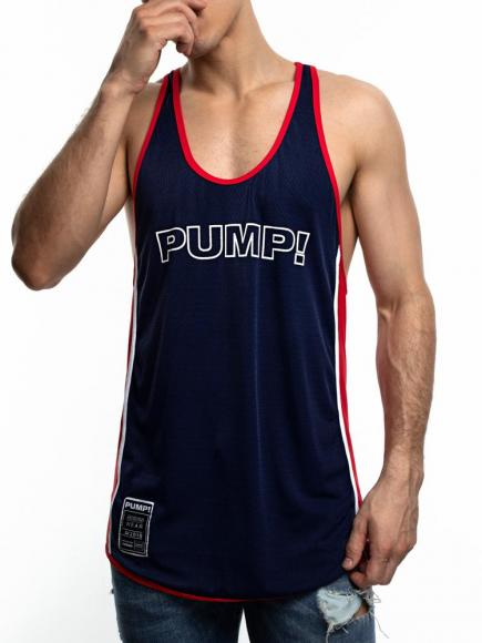 PUMP! Academy Deep Tank multi-color
