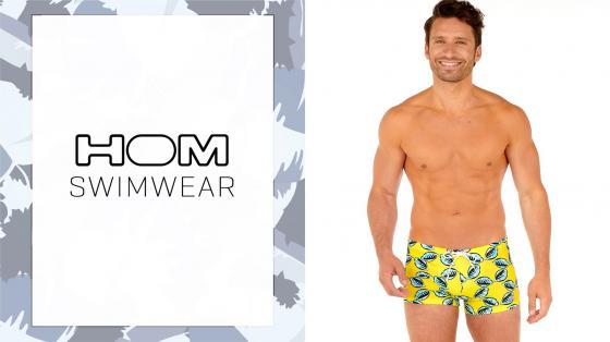HOM Swim Shorts - Mahdi