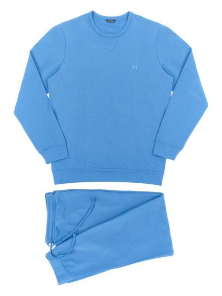 HOM Homewear - Indigo Blauw