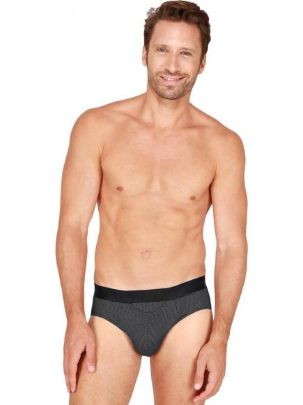 HOM Mini Briefs HO1 - Onyx Zwart