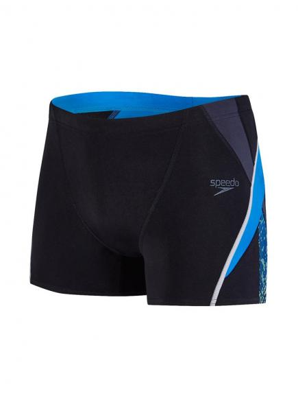 Speedo END SpeedoFit Splice Aquashort Zwart