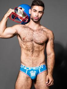Andrew Christian Brief - Phys. Ed. Mesh