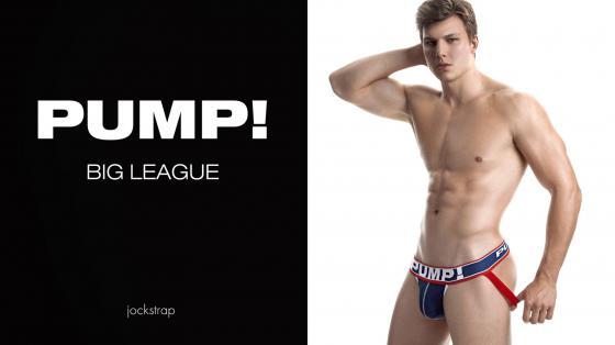 PUMP! Jock - Big League
