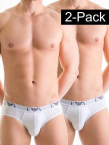 Stretch Cotton Hip Brief 2-pack