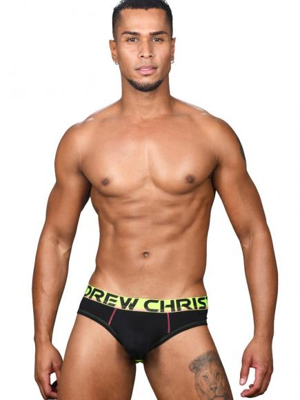 Andrew Christian Coolflex Arch Jock /w Show-It Zwart