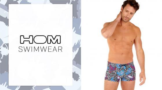 HOM Swim Shorts - Seydou