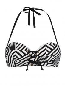 Sapph Navagio Bandeau Bikini Top