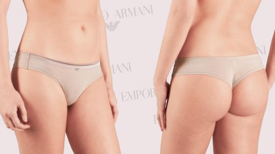 Emporio Armani Sophisticated Cotton Brazillian