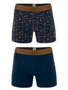 MuchachoMalo 2-pack shorts (cotton modal)
