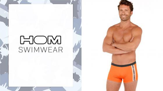 HOM Swim Shorts - Alize - Orange