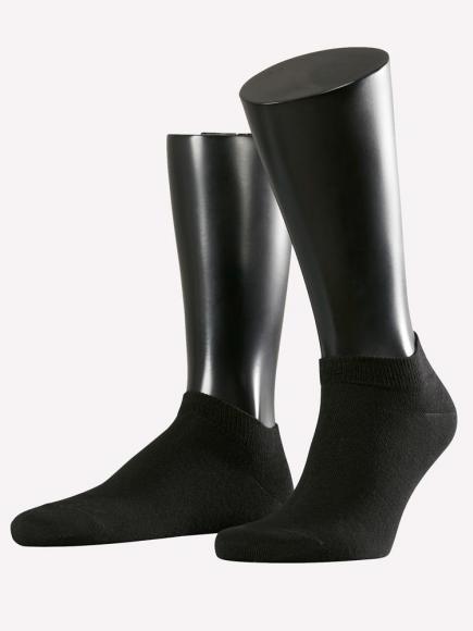 Esprit Basic Sneaker Socks 2-PACK Zwart