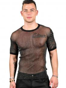 Andrew Christian Sheer Sparkle - Tee