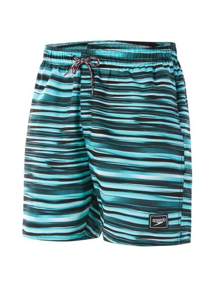 Speedo Print Leisure 16 Watershort Zwart