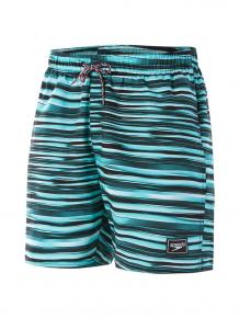 "Speedo Print Leisure 16"" Watershort"