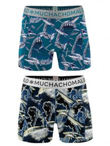 MuchachoMalo Shorts Shark X 2-pack