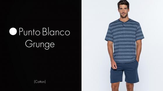 Punto Blanco Pyjama - Grunge
