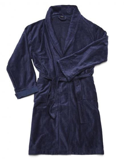 HOM Roy Bathrobe Blauw