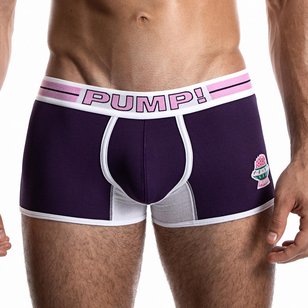 PUMP! Boxer - Purple Space Candy