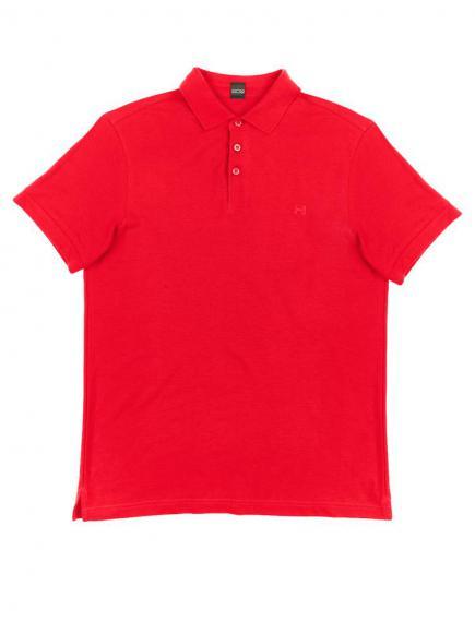HOM Poloshirt - Louis Rood
