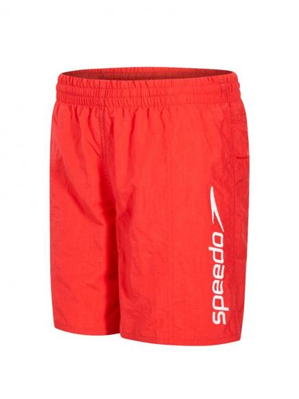 Speedo Challenge 15 Watershort Rood/Wit