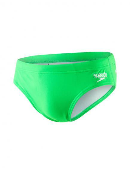 Speedo END 7cm Sportsbrief Groen/Wit