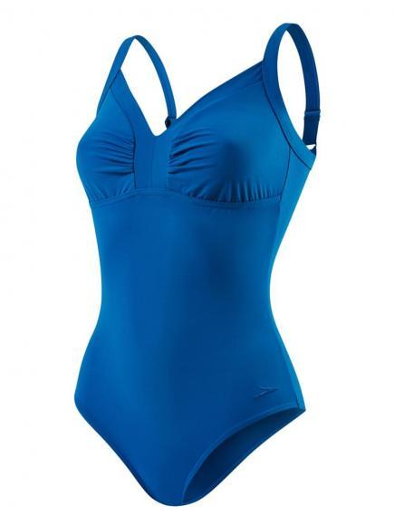 Speedo Watergem 1 Piece Blauw
