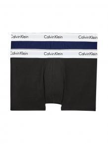 Calvin Klein 2p Trunk - Modern Ctn Stretch